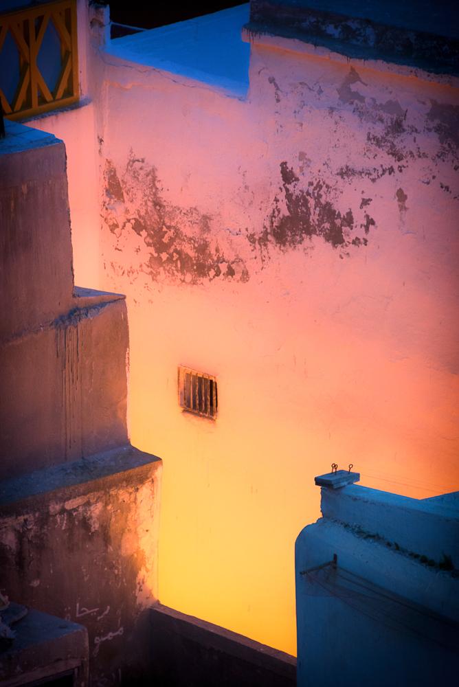 Essaouira Blue Hour