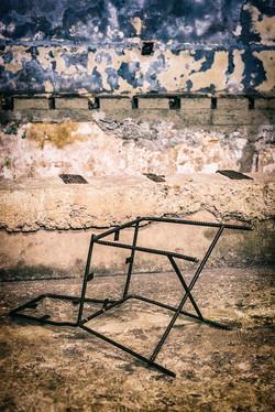 Fallen Chair