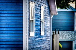 St Pierre Blue on Blue