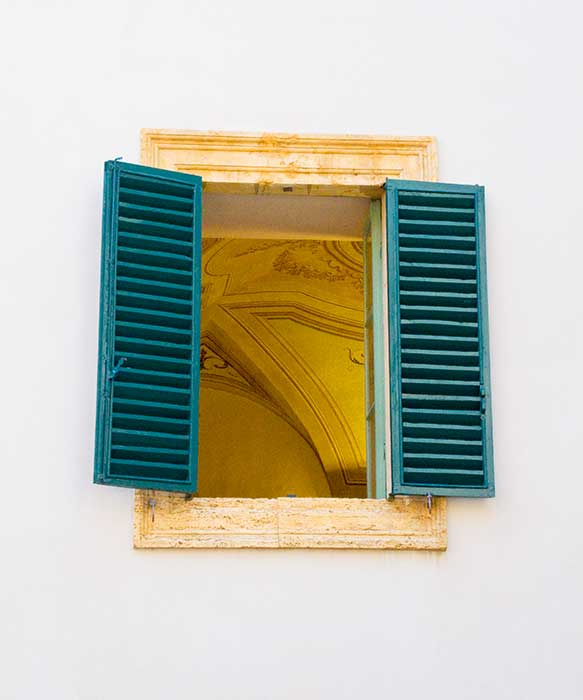 Perugia Open Window