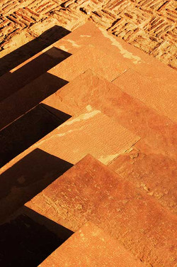 Agra Stairs