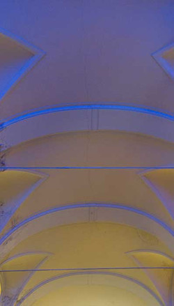 Glowing Portico
