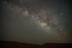 Merzouga Milky Way