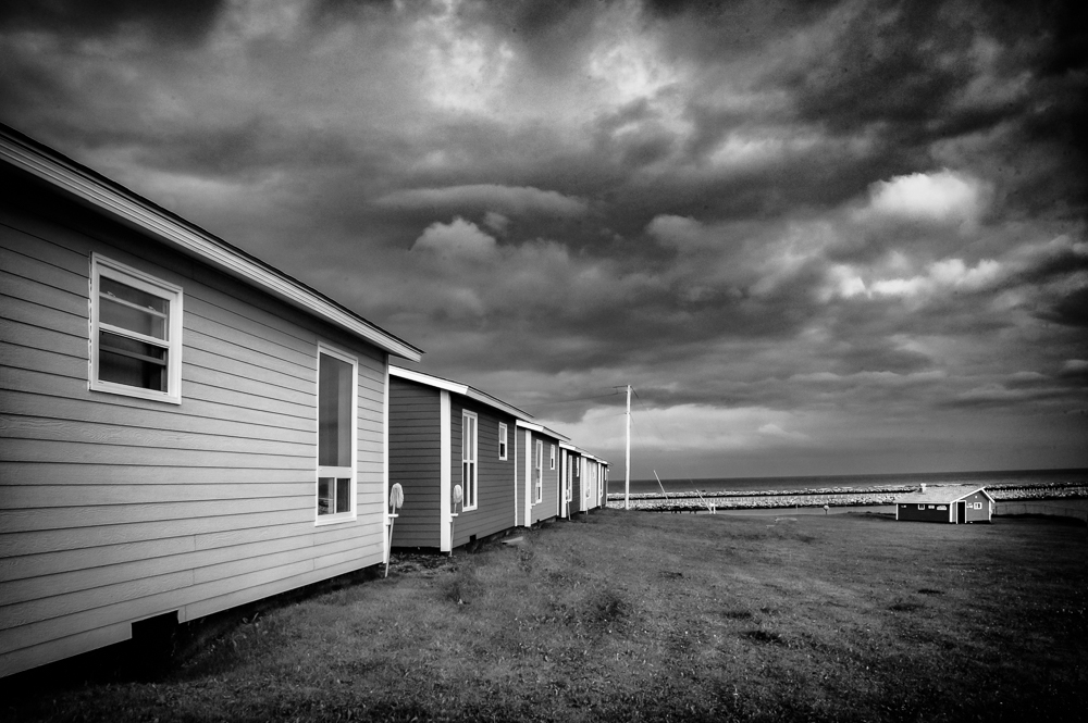 Stormy Rocky Harbour