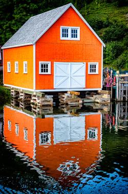 Quidi Vidi Boathouse