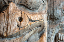 Large Totems Vancouver