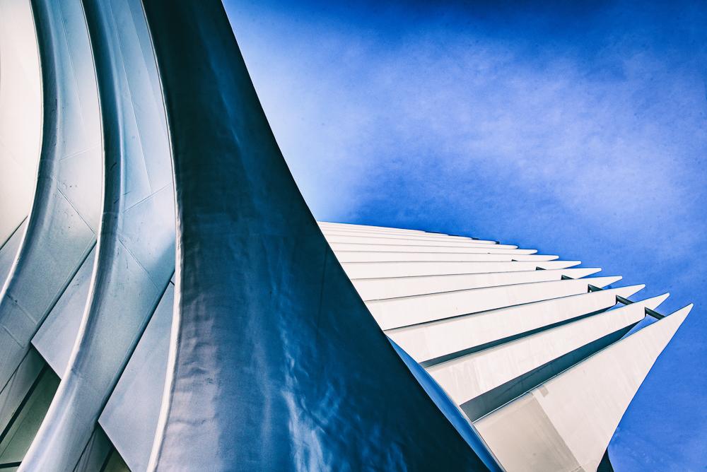 NYC Oculus Closeup