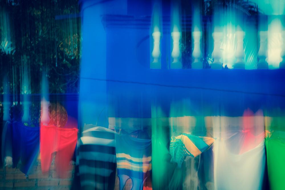 Laundry Blur