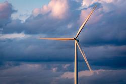 Wind Turbine Glow