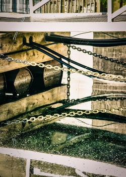 Dock Ramp Reflection