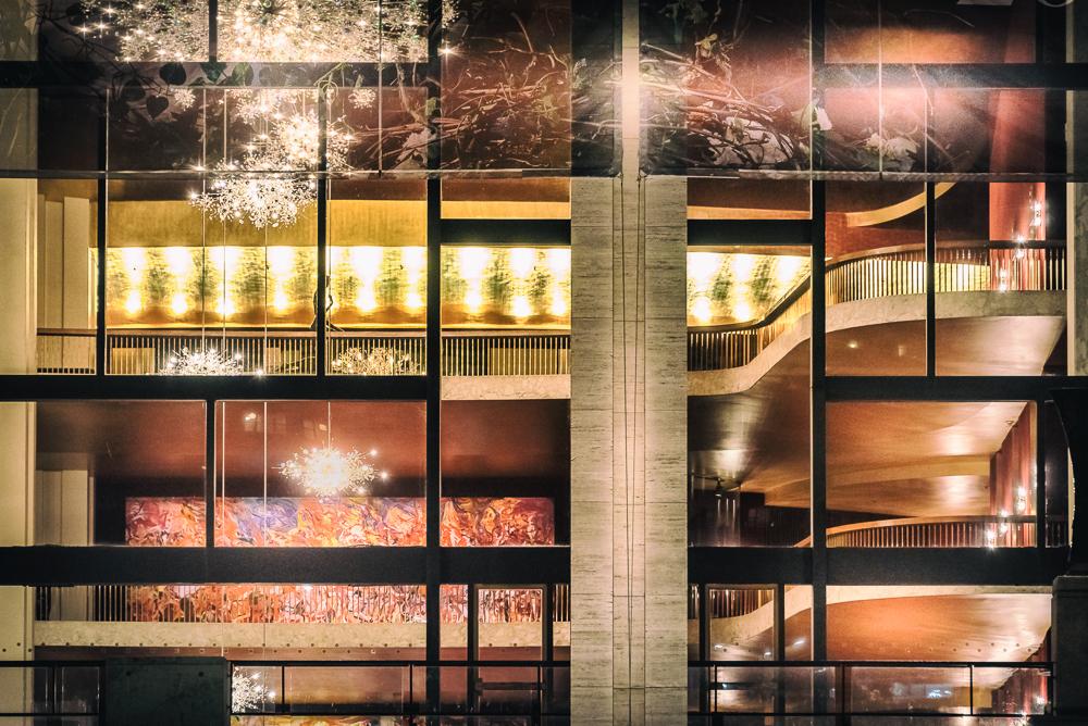 NYC Lincoln Centre