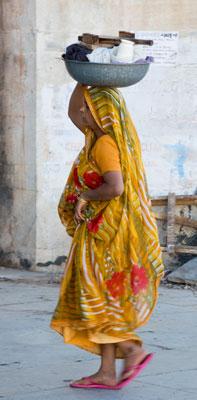 Udaipur Laundry Day