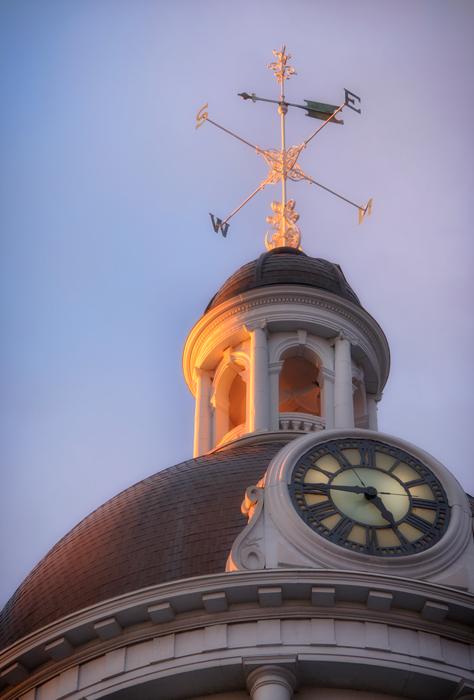 City Hall Warm Dome