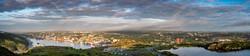 Signal Hill Panorama of St John's