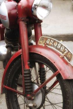 Bike Glamour Red