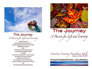 The Journey: A Passion for Life and Learning