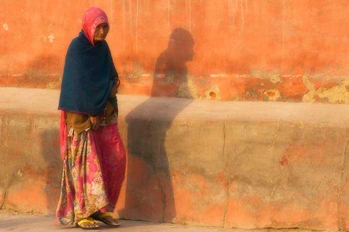 Bikaner Woman
