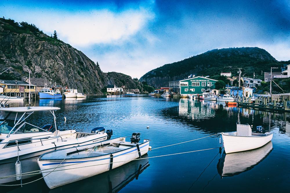 Quidi Vidi Harbour