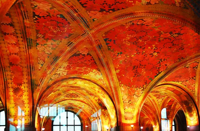 Zurich Giacometti Illuminated