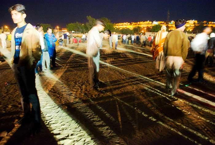 Jaisalmer Streaks