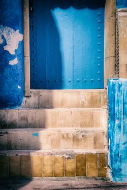 Rabat Blue Door