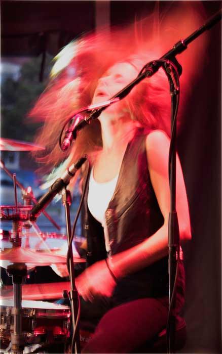 Delta Sugar Drummer