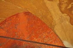 Rough Orange Portico