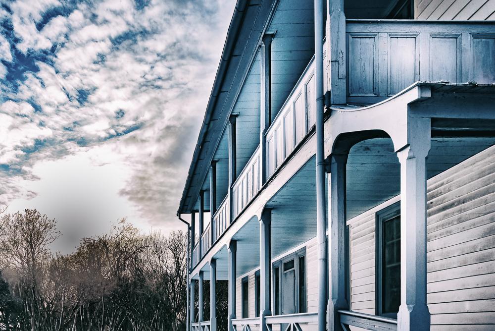 Fairfield House Porch