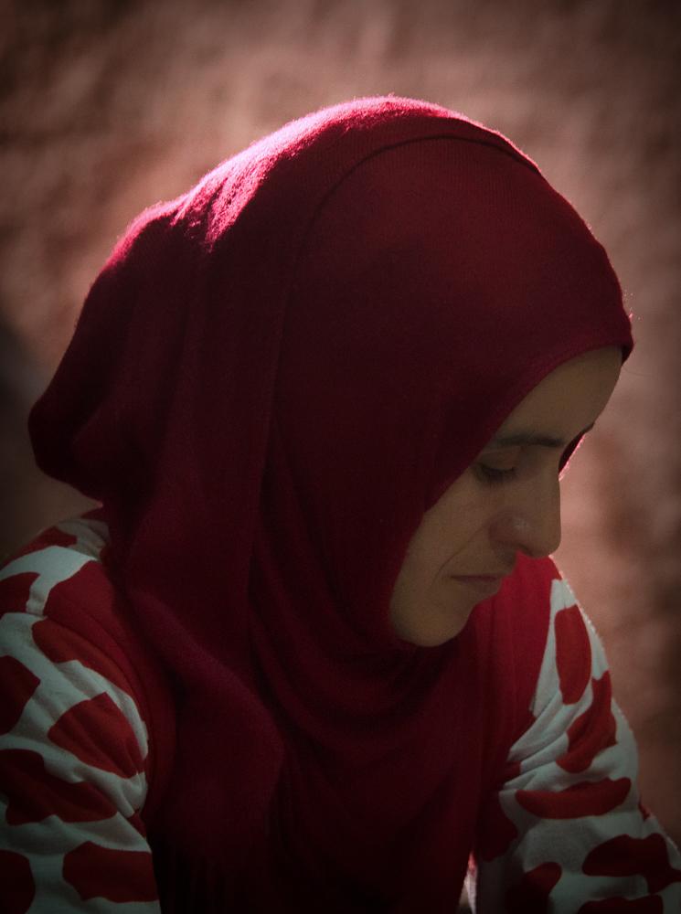 Marrakech Berber Woman