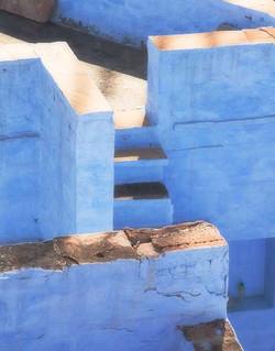 Jodhpur Blue On Blue
