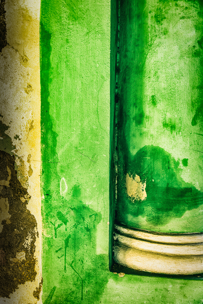 Green Column