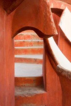 New Delhi Jantar Mantar Doorway