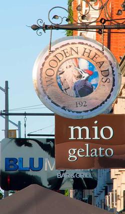 Woody Mio Blu