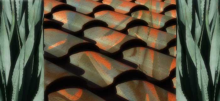 Terracotta Jagged