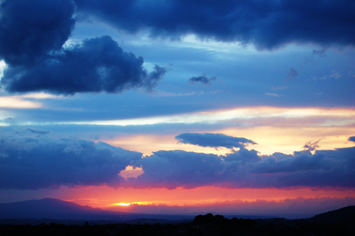 Low Sunset