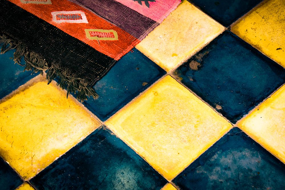 Essaouira Floor Patterns
