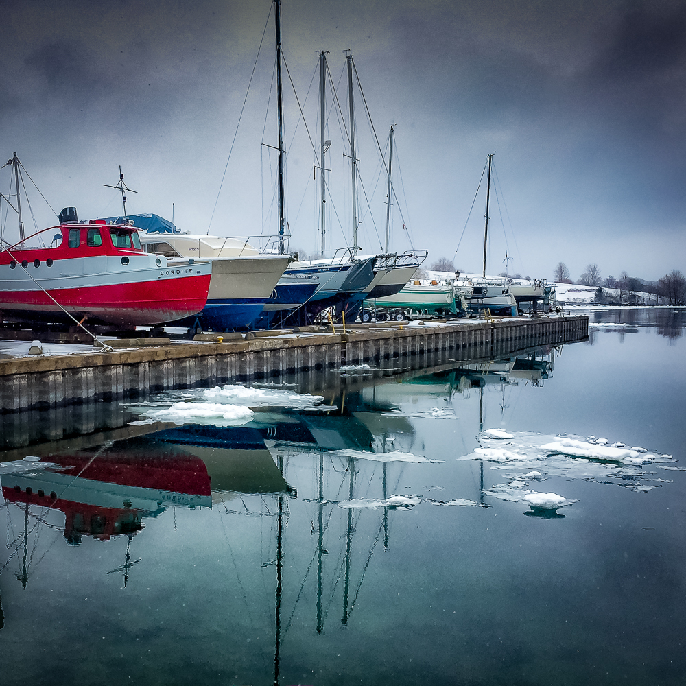 RMC Harbour Reflection