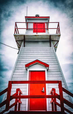 Fort Amherst Lighthouse