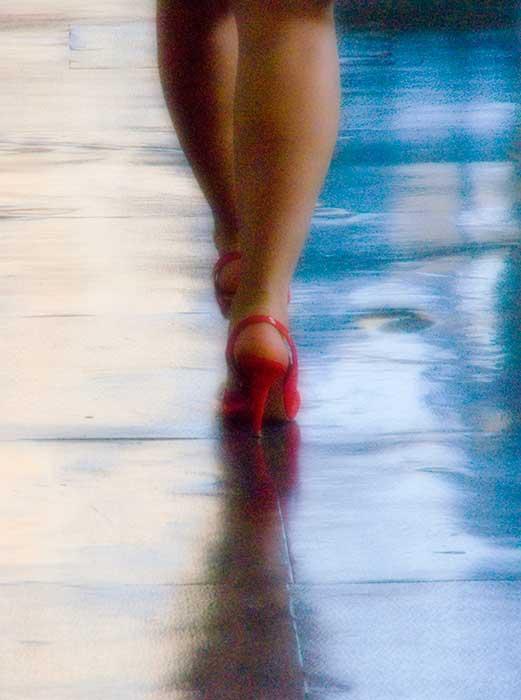 Red Heels Termini