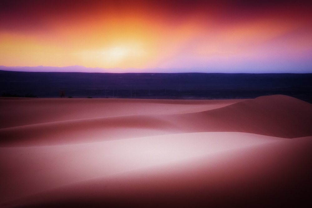 Merzouga Erg Chebbi Sunrise