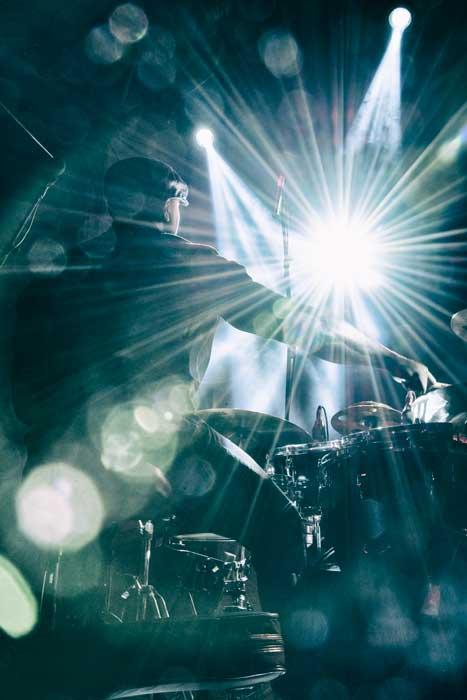 Joe Louis Walker Drummer Burst