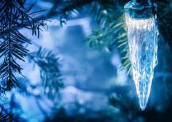 Lumina Borealis Tree Icicle