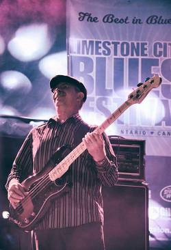 Joe Louis Walker Bassist