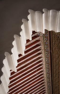 Marrakech Ribbon Ceiling