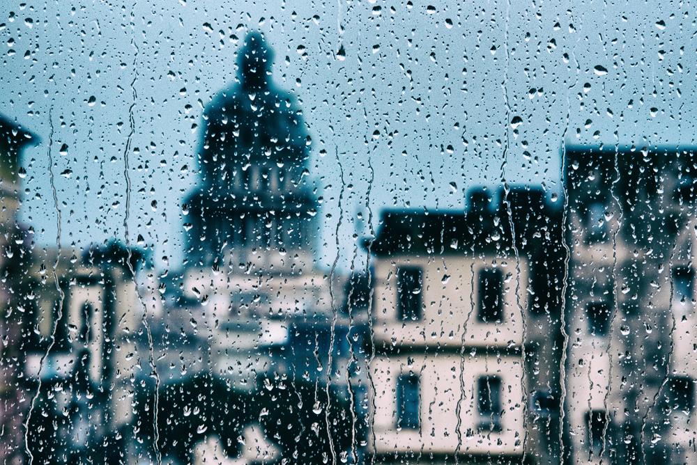 Rainy El Capitolio