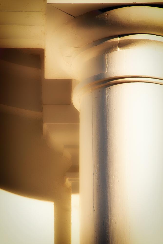 Soft Shadow Column