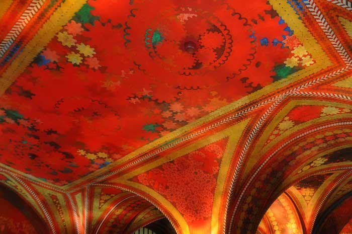 Zurich Giacometti Vaults