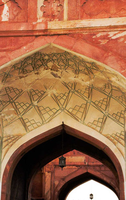 Agra Arches