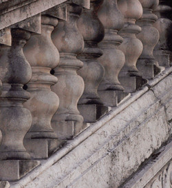 Eight Balusters