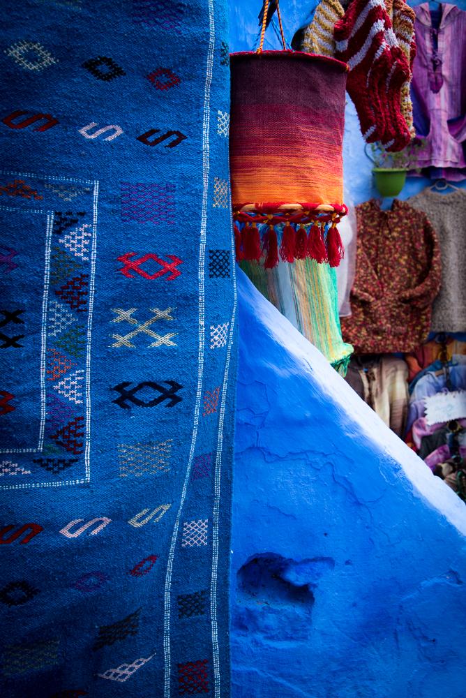 Chefchaouen Textiles
